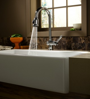 Flush Mount Sink And Faucet Dxv