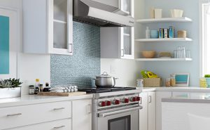 Ikat Kitchen – Utilizing Material From Chapter 1