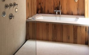 Contemporary Master Bathroom Renovation