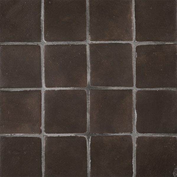 3 Quot X 3 Quot Glass Stained Insert Brown Jeffrey Court Tile