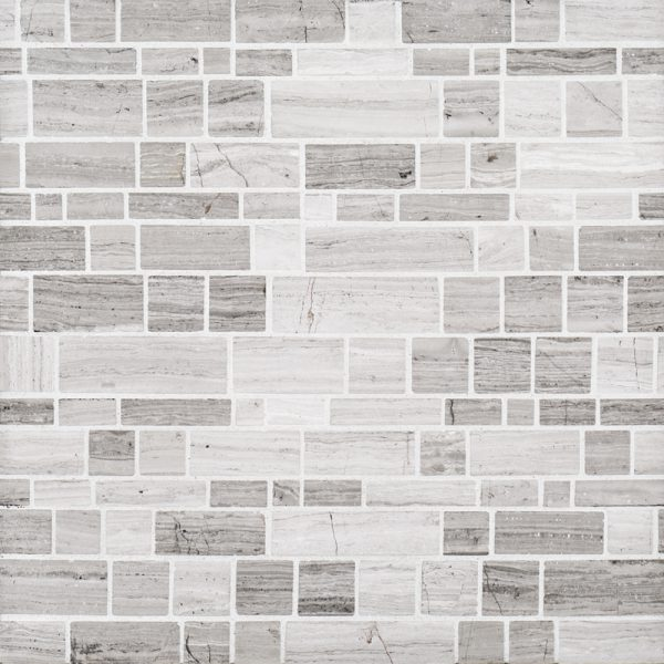 12 25 Quot X 12 25 Quot Natural Stone Moderna Pattern Grey