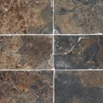 A multi-specialty natural stone field tile by Jeffrey Court.