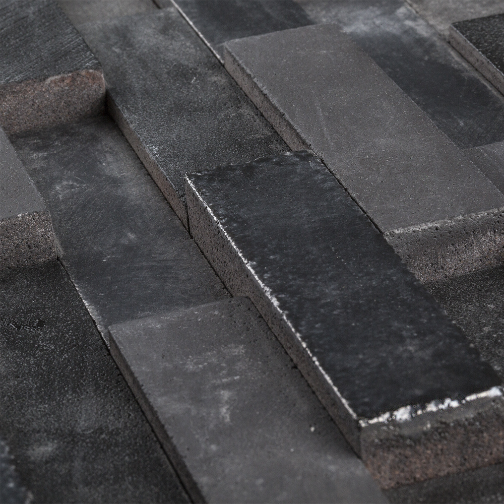 Stone Elevation Xp : Quot natural stone elevation brick black