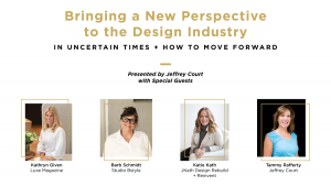 Webinar: Bringing a New Perspective to the Design Industry